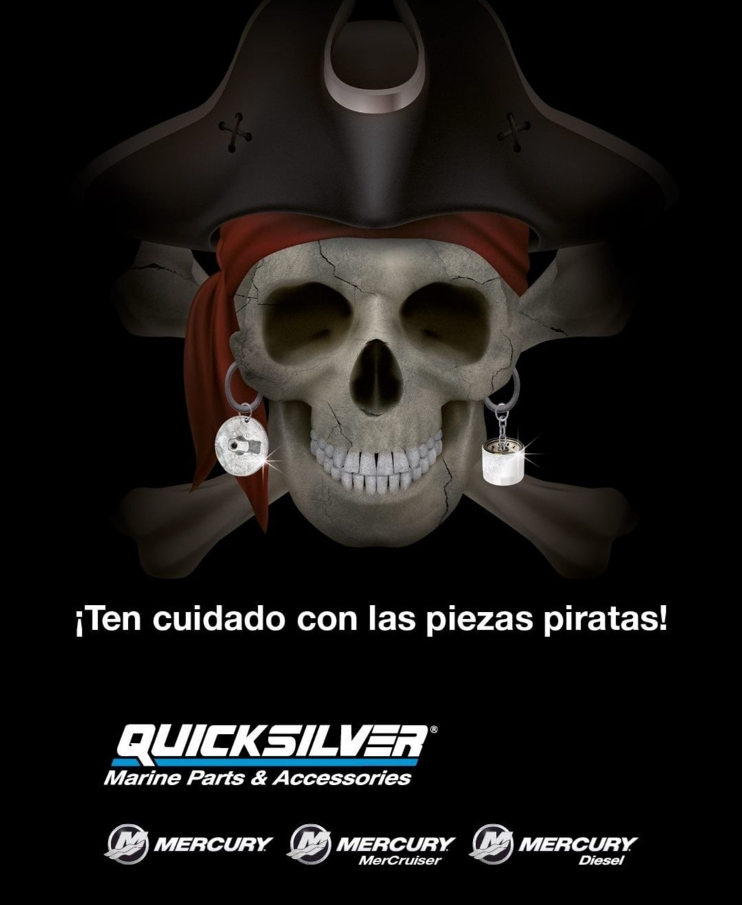 Repuesto Pirata